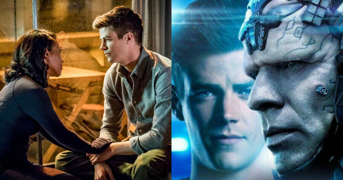 33 Top Internet Reactions To The Flash Season 4 Episode 7