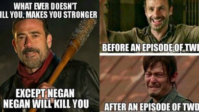 Photo of 27 Funniest THE WALKING DEAD Memes That Will Make You Laugh Hard
