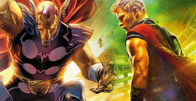 Avengers: Infinity War Directors Beta Ray Bill MCU