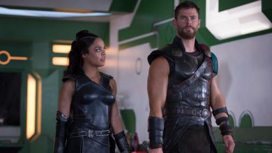 Photo of Thor & Valkyrie Almost Kissed in Avengers: Endgame