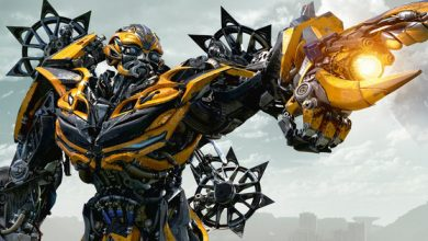Photo of First Ever Footage of Transformers Spin-off Bumblebee Displayed