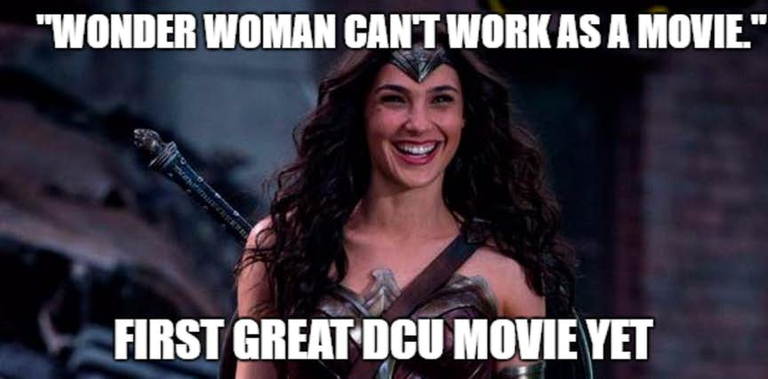 43 Funniest Wonder Woman Memes That Will Make You Laugh Hard