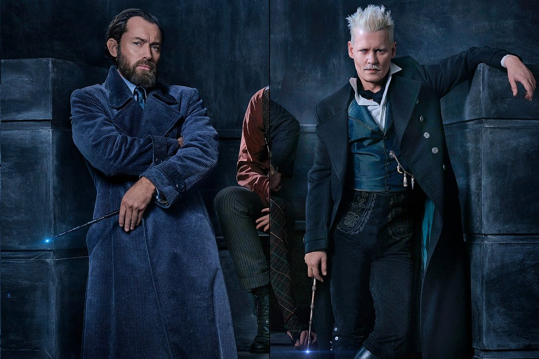 Fantastic Beasts 2 Dumbledore