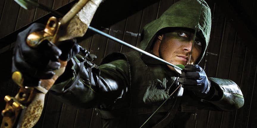 Arrow: The Longbow Hunters