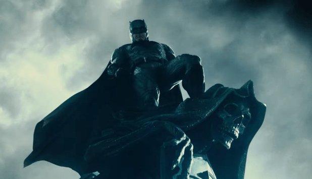Ben Affleck's Batman Dies in The Flash