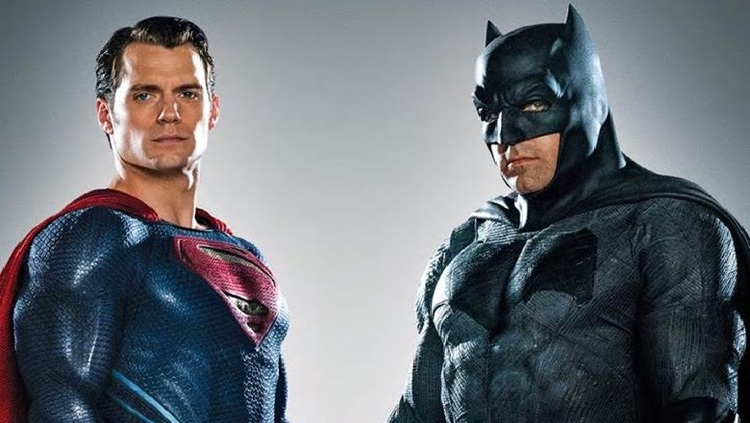Batman Superman Henry Cavill Ben Affleck Matt Reeves