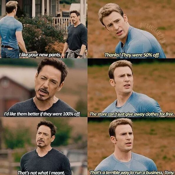 29 Funniest Captain America Vs Iron Man Memes That You Can