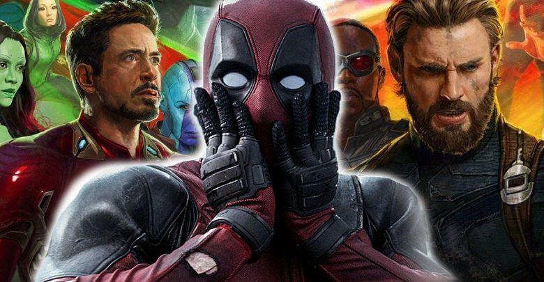 X-Men Deadpool Marvel