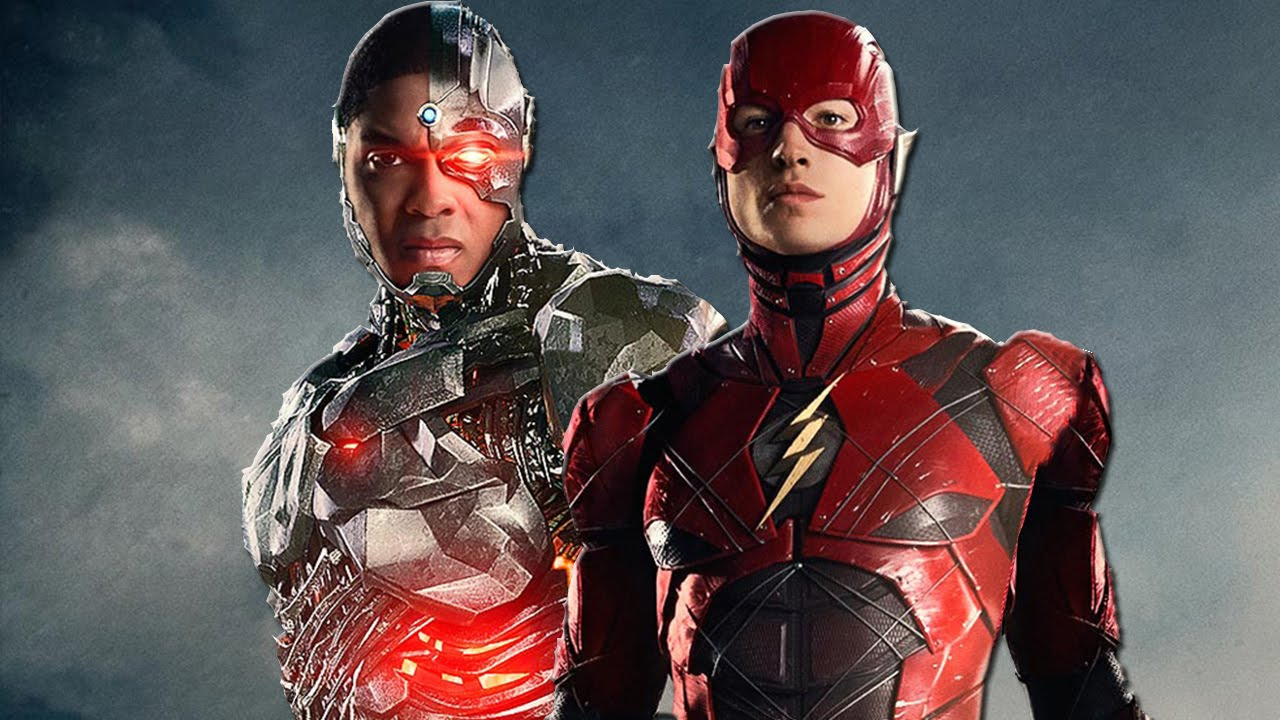 Cyborg Will Appear in The Flash Movie