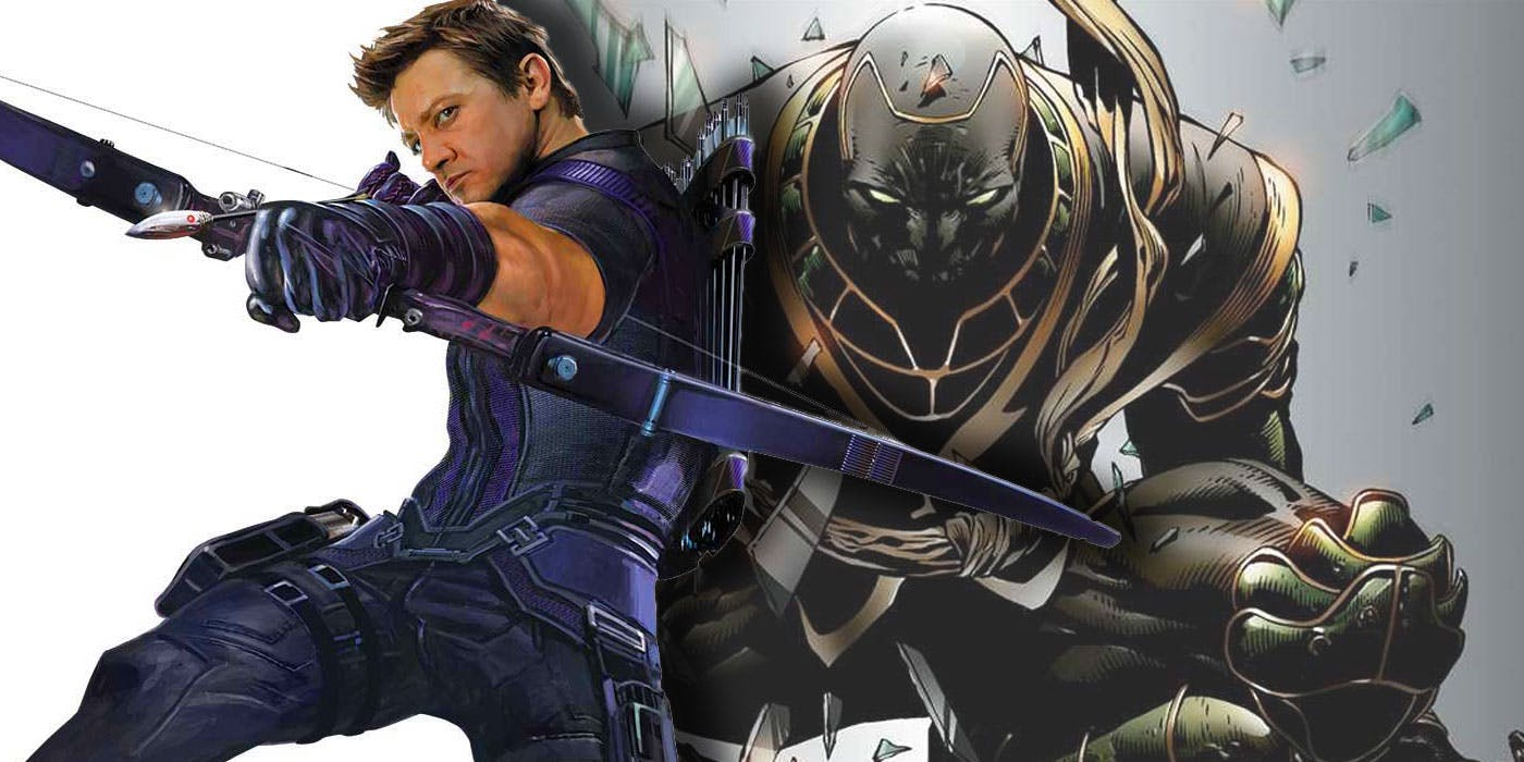 Hawkeye Ronin Avengers 4