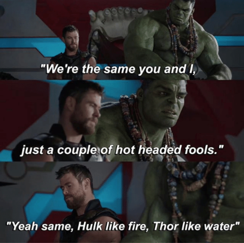 35 Funniest Hulk vs Thor Memes That Will Make You Laugh ...