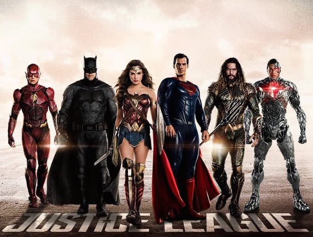 Justice League Extended Clips Show Two Deleted Scenes of the Film