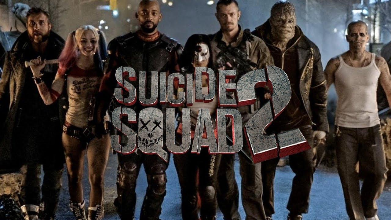 Suicid Squad 2