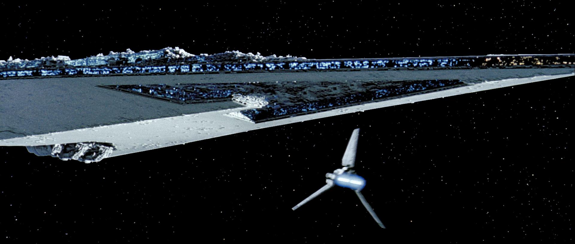 Star Wars Vader/'s Ship