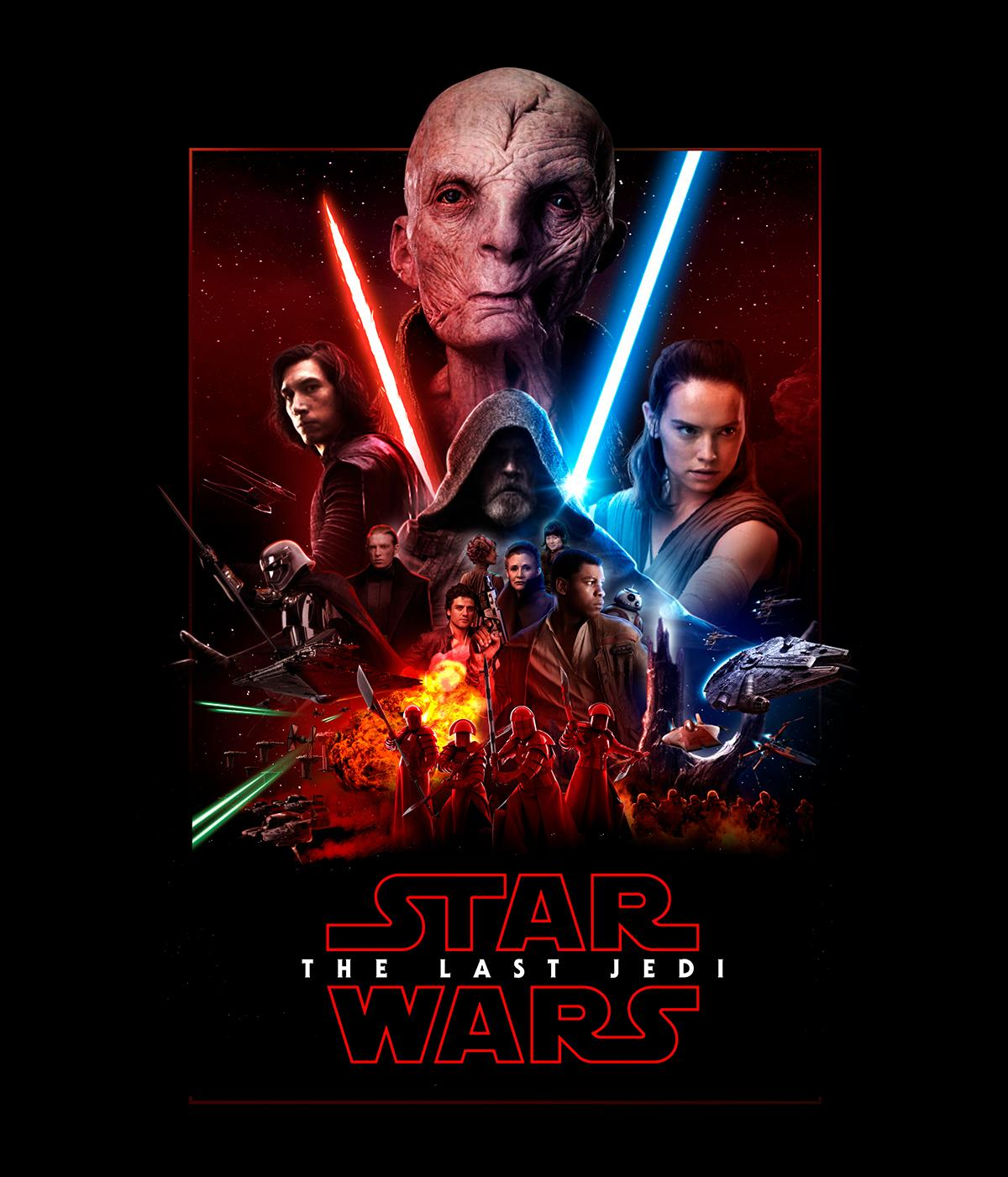 Star Wars The Last Jedi How Different Is Snoke S Ship From Darth Vader S Ship