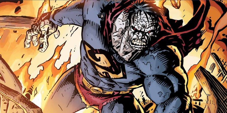 Strongest Superman Villains