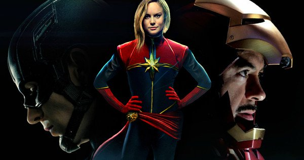 Captain Marvel Weapon
