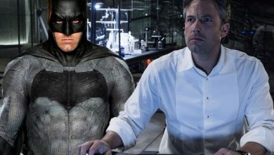 Photo of Ben Affleck Still Wants To Direct A Batman Movie
