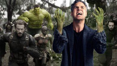 Avengers Infinity War Deleted Scenes