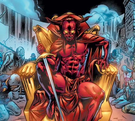 Avengers: Endgame Red Skull