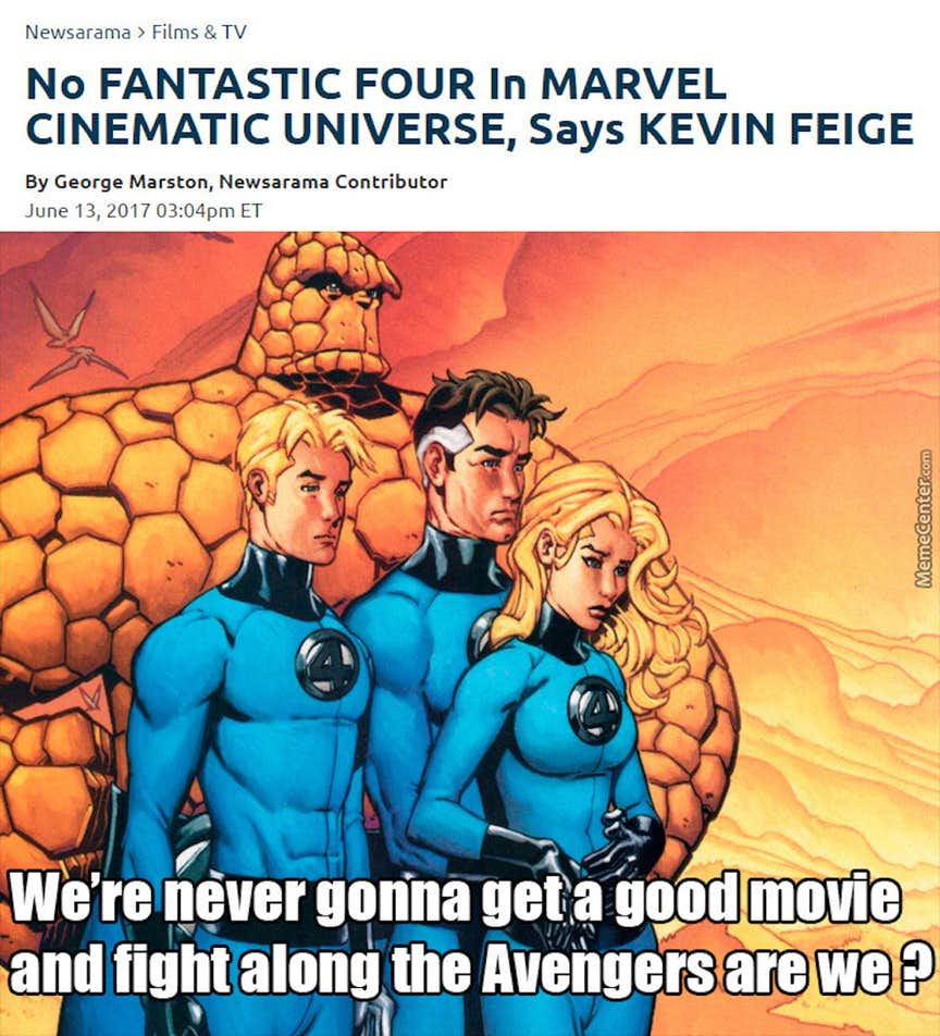 22 hilarious fantastic four memes that will make you laugh