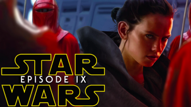 Photo of Star Wars Episode 9 Title Has Been Revealed