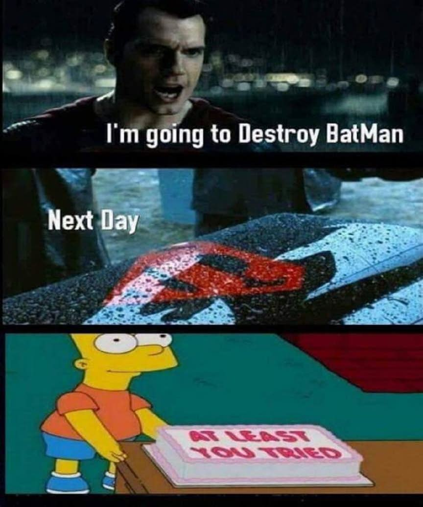 23 Hilarious Dc Memes That Might Hurt The Feeling Of The Fans