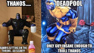 Photo of 28 Funniest Thanos Memes That Will Make You Laugh Uncontrollably