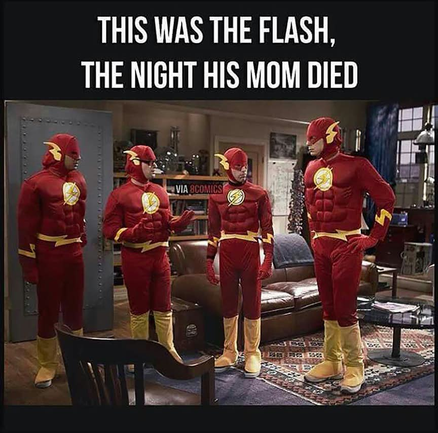29 Funniest Flash Timeline Memes That Will Make You Laugh