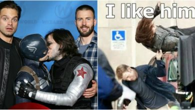 Photo of 35 Funniest Captain America And Winter Soldier Memes