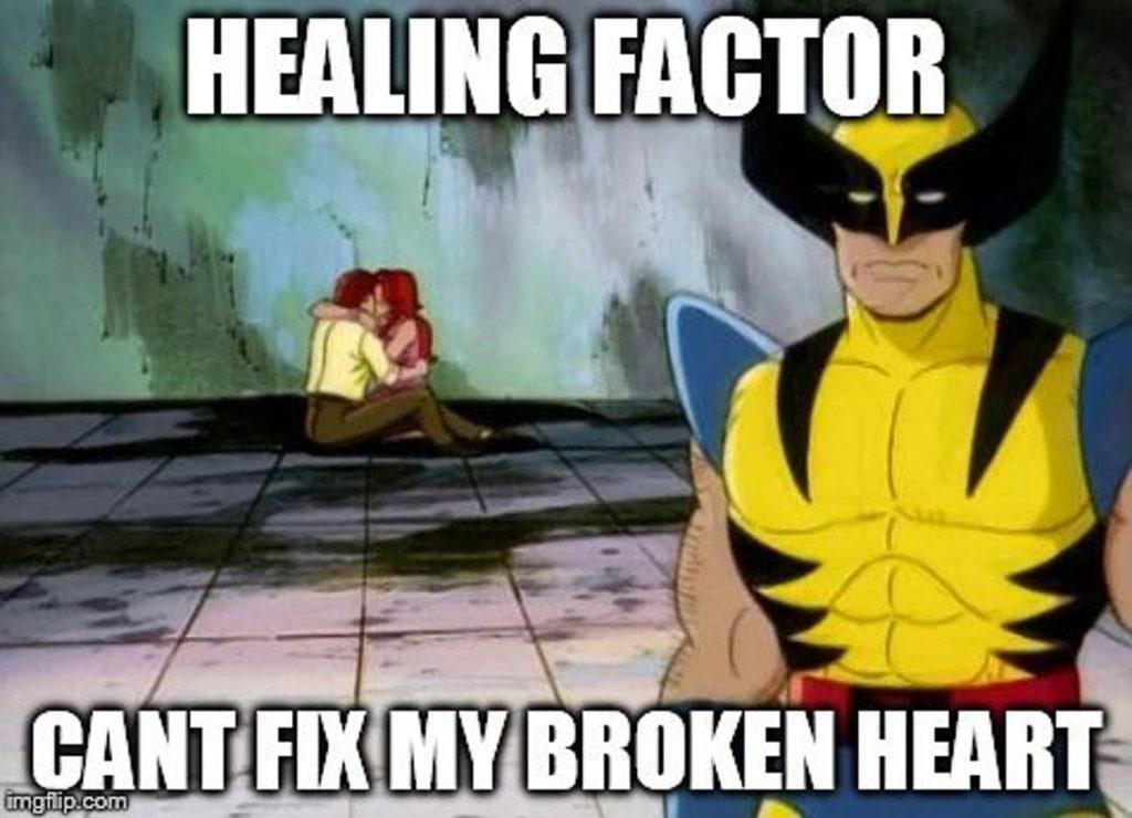 X-men Charles Xavier Erik Lehnsherr mystique cherik jean ... |Jean Grey Meme