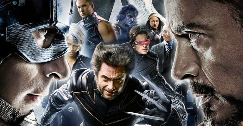 X-Men Fantastic Four Marvel Studios MCU