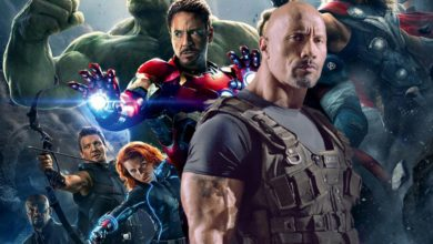 Photo of The Rock Says He Would Love To Kick All Of The Avengers' Asses