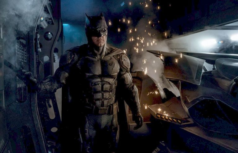 Ben Affleck Will Return as Batman in Snyder's Justice League