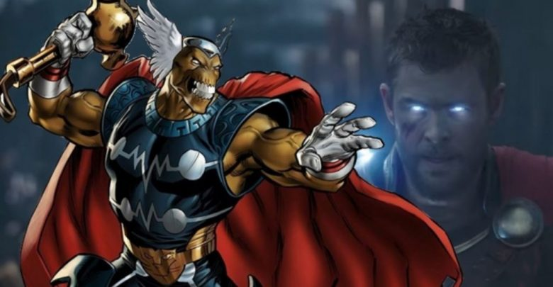 Avengers: Infinity War Beta Ray Bill Russo Brothers