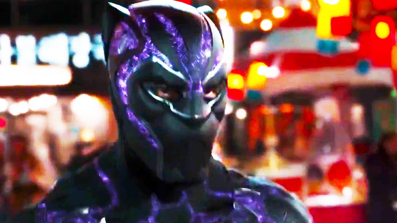 Black Panther Kinetic Energy