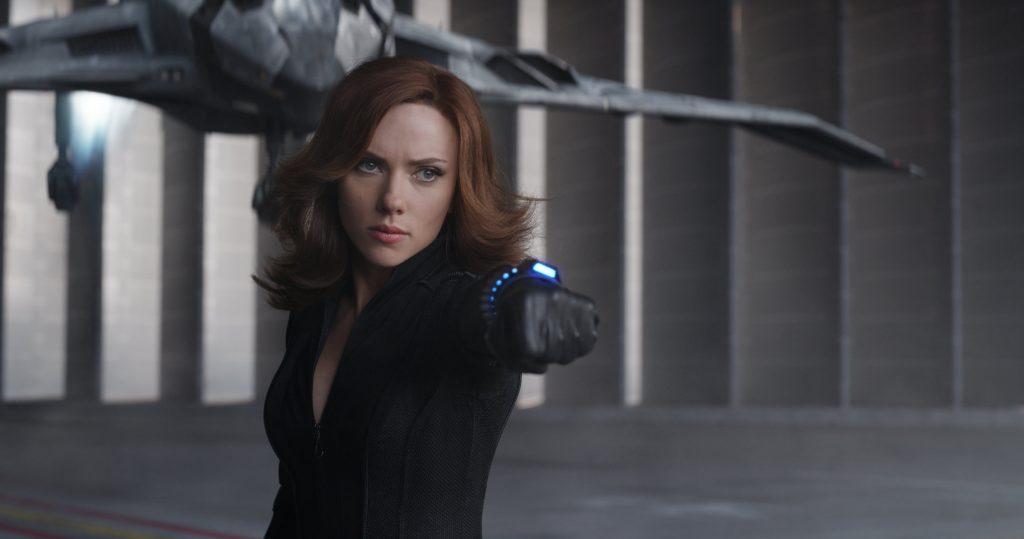 Black Widow Solo Movie Civil War