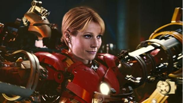 pepper potts - QuirkyByte