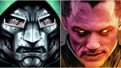 Photo of Battle of The Supervillains: Doctor Doom Vs Sinestro