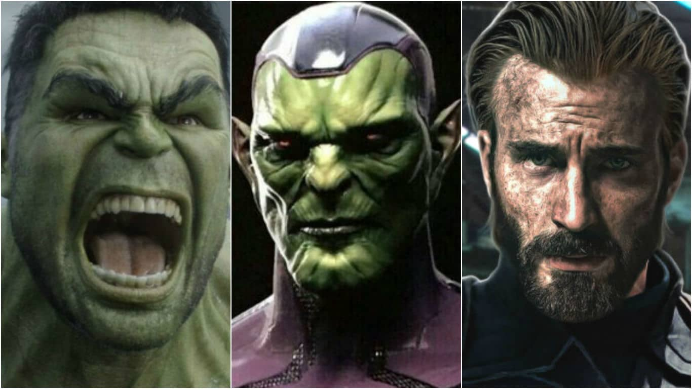 Photo of 10 Major MCU Characters That Could Secretly Be Skrull Double Agents