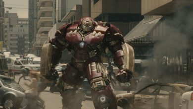 Photo of Iron Man Is Not Inside The HulkBuster Armor