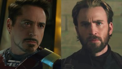 Photo of 'Avengers: Infinity War' Creative Team Explains How Tony Got The Phone to Contact Steve Rogers