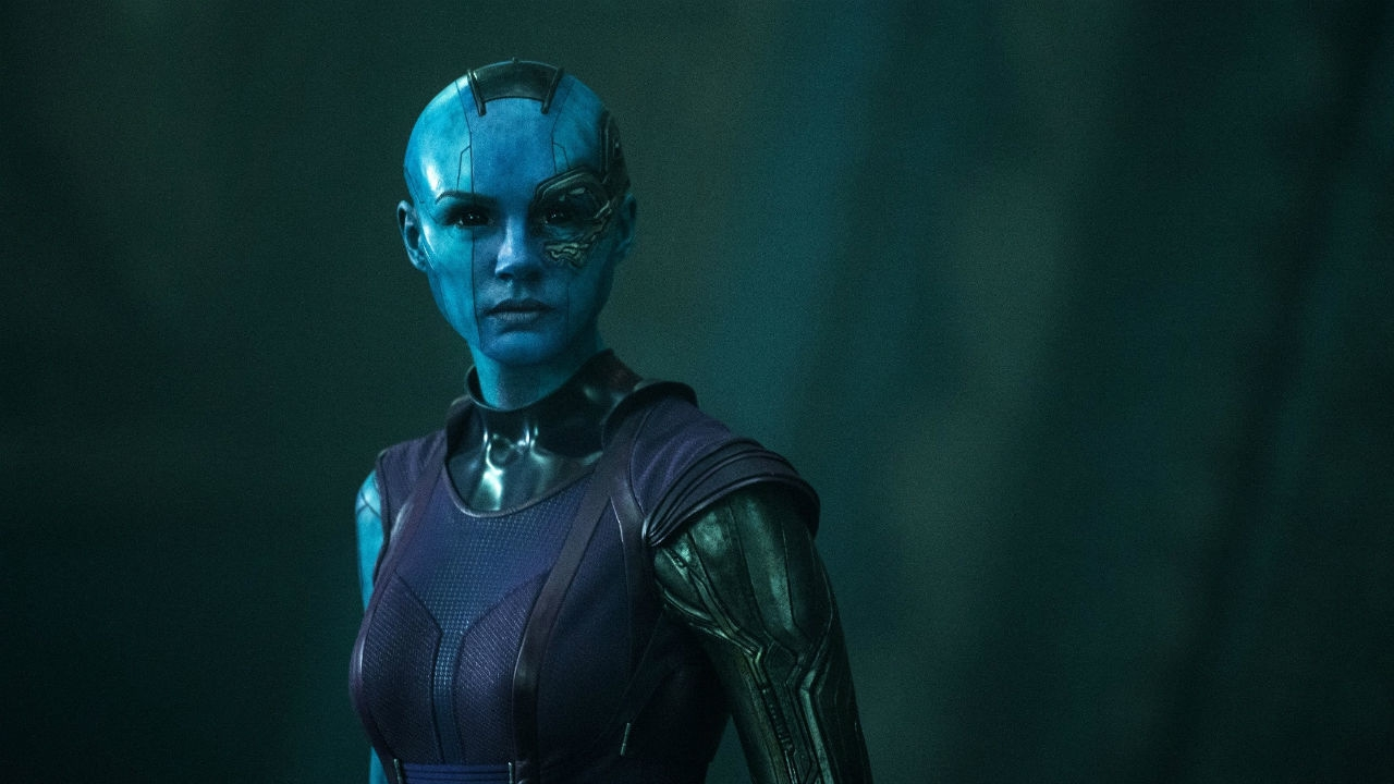 Avengers 4 Leaks Karen Gillan Marvel