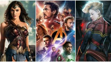 Photo of 10 Most Anticipated Superhero Movies Coming In 2019