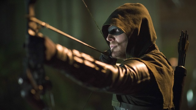 Elseworlds Stephen Amell Arrow