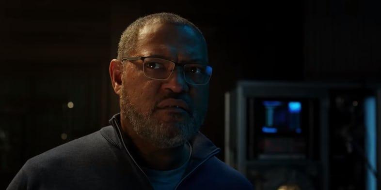 Avengers: Endgame Theory Bill Foster Quantum Realm Scott