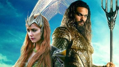 Aquaman Arthur Curry Mera Jason Momoa