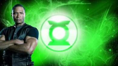Photo of Arrow Confirms John Diggle to be Green Lantern And Fans Can't Keep Their Calm
