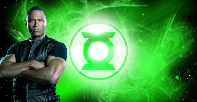 Arrow Green Lantern John Diggle