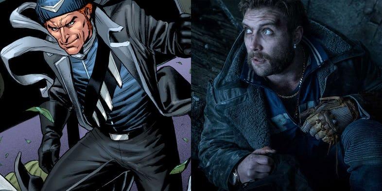 The Suicide Squad James Gunn Amanda Waller Rick Flagg